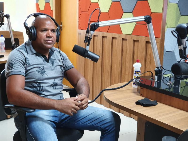 ÁUDIO: Roney do Aproximar (PSL) fala sobre trabalho social e obrigações dos poderes