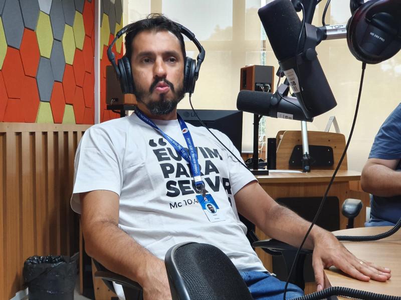 ÁUDIO: Ivson Gomes repercute fiscalizações e trabalho conjunto com o Ministério Público